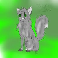 Thistleclaw by Nekoender