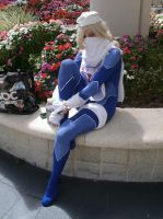 Sheik Cosplay by Hylian-Faerie