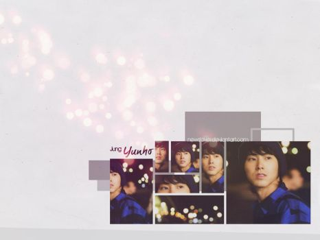 Yunho Wallpaper 2 by NewsLover