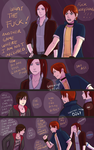 ..Claire Redfield things.. by AngelJasiel