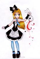 Alice becomes a murderer by whitelee
