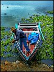 Boat hdr by zentenophotography