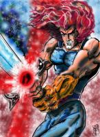 Power of Lion-o by KwongBee-Arts
