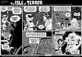 The Isle of Terror pt.2 by thecheckeredman