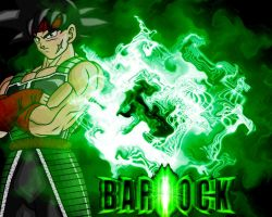 Bardock by Photshopmaniac