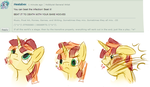 Passive aggressive sarcasm by thetriforcebearer