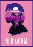 The Many Faces of Cinema: Mulholland Drive by Hyung86
