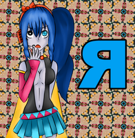 Rilen Aoi Vocaloid version by Rilen-Aoi
