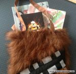 Chewbacca Tote Bag by SongThread