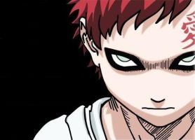 Gaara by BLuNTFeRReT
