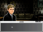 SHERLOCK: THE GAME IS ON (Dialogue System) by SherlockTheGame