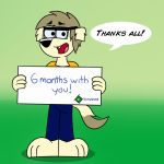 Thanks! by Scanisma