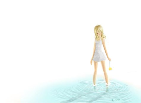 Simple and Clean Namine by jojo56830