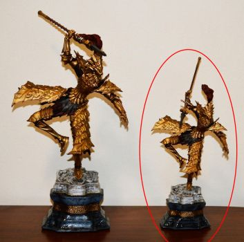 Ornstein large and small by MichaelEastwood