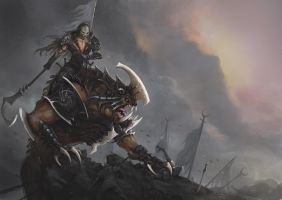 warlord by no1hellangle