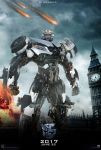 Transformers 5 - Strongarm London Poster by Lazlow007