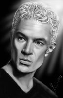 James Marsters by Phi1grim
