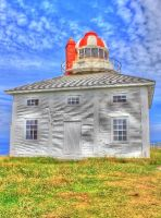 Cape Spear lighthouse by Lady-Lilith0666