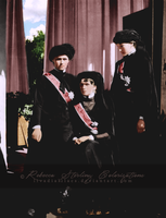 The Last State Funeral in Imperial Russia by Livadialilacs