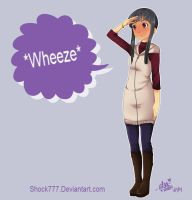 Wheezy by shock777