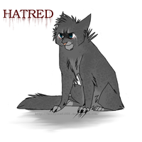 --HATRED-- by NonsensicalLogic