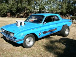 1962 Buick Special-Blue Meanie by RoadTripDog