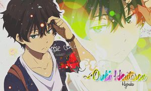 OUT! - Oreki *-* by CrazyAdicctionForYou