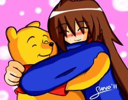 Me and My Bear by Sanone