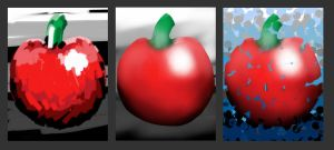 Tomato Study - Sketchbook for by icjaker