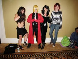 AnimeNEXT: FMA and Death Note by me0w-kittyy