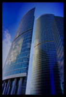 Blue Moscow by GODCasual