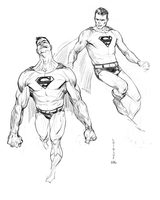 B76 Supermans by Laemeur
