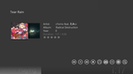 RAINMETER   Music Player Skin with color change by Maddk