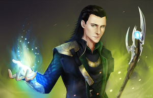 The God of Mischief | The Avengers by DivineImmortality