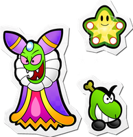 Paper Mario Style by NeoZ7