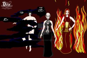 Tales... Daughters of Chaos by dawnland