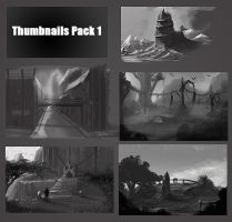 Thumbnail Pack 1 by xpsam