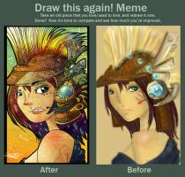 Before After Meme by PickledAlice