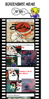 Okami Screenshot Meme by faitharony