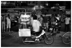 dry squid cart by vincenzzo