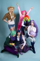 Cosplay: My Little Pony by MyFuckingGod