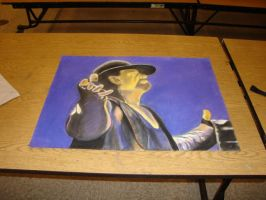 Undertaker in Chalk by nothing-in-blood