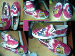 Bob shoes :D by yarines
