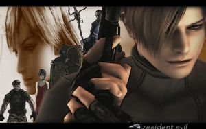 Resident Evil 4 by Ada-hime