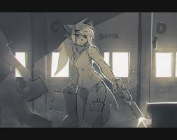 there she goes by Keponii