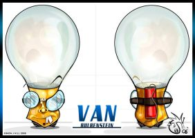 Van Bulbenstein by leoslim