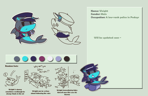 Weight character profile by PhuiJL