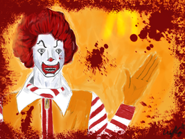Ronald. by MisterRawgers