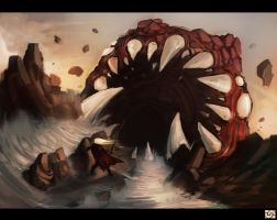 tapeworm by Callesw