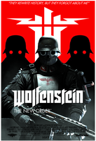 Wolfenstein: The New Order (Movie Poster Version) by imperial96